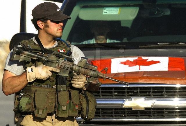 Canada Offically Has a SF unit… | laststandonzombieisland