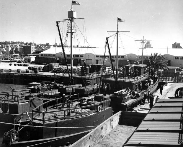 tuna boats as Yps