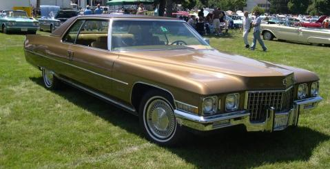1971_Cadillac_Coupe_Deville