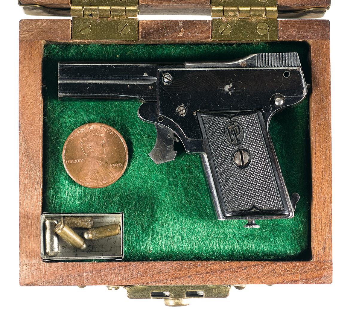 The 2mm Kolibri The World S Smallest Centerfire Pistol Laststandonzombieisland