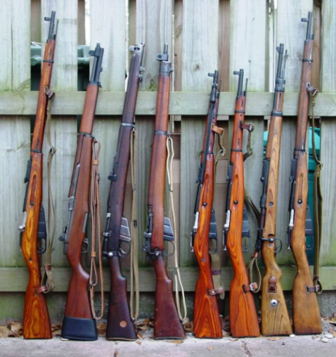 surplus rifles