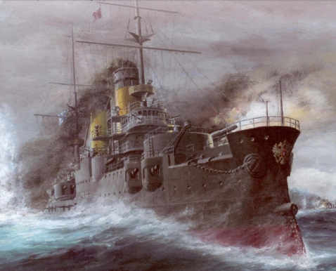 The Orel had a pivotal part in the worst naval defeat in history.