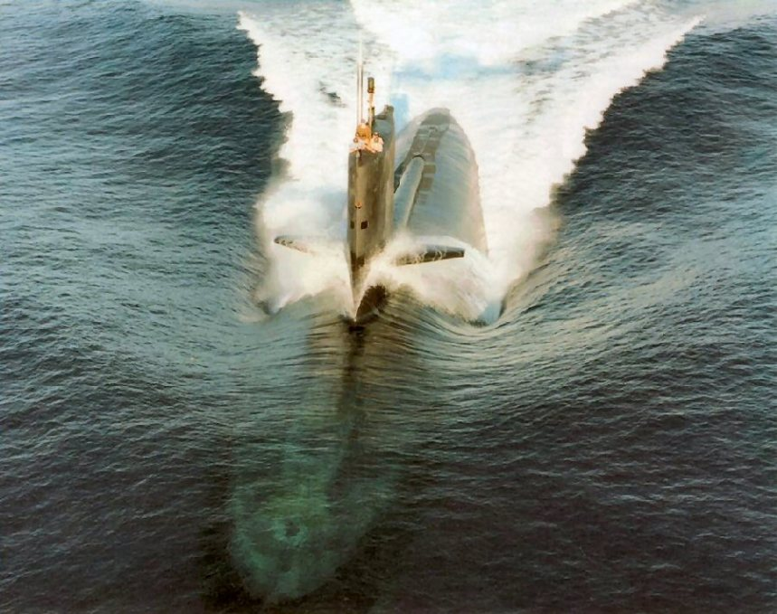 uss shark
