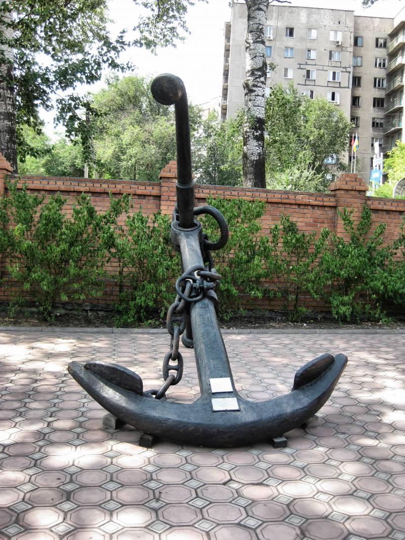 Tovaris anchor