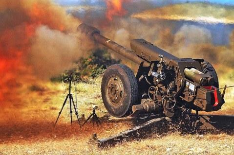 croatian howitzer 1