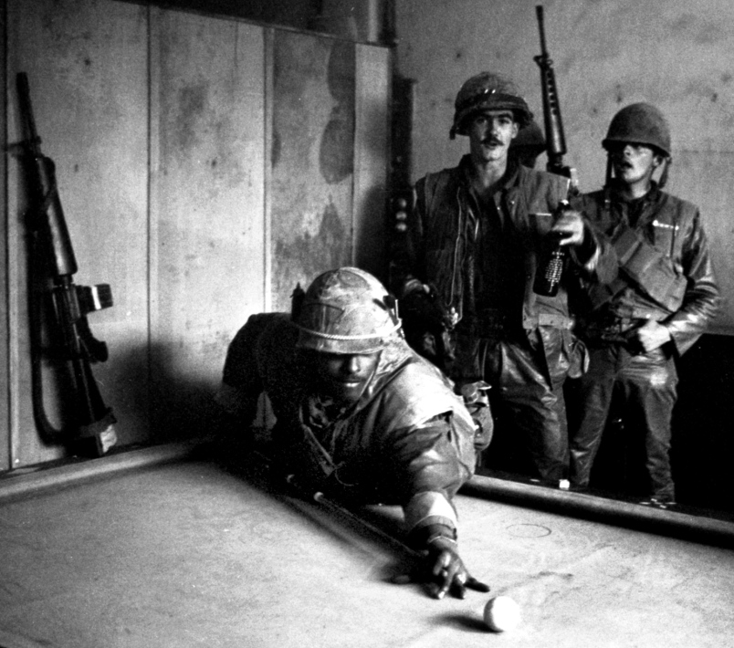 The battle of hue