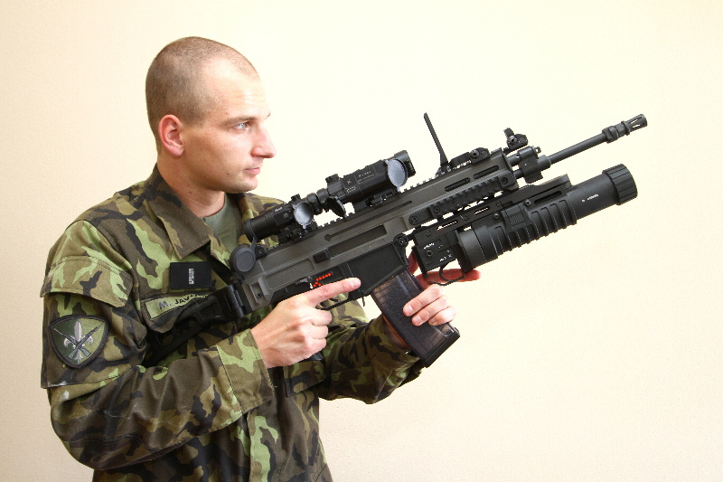 And no, its not airsoft...