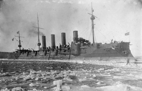 Iced in 1904-1905