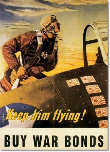 keep him flying george schreiber