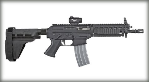 Yes, Virginia, this IS a pistol