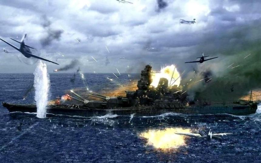 Battleship Yamato Wallpaper__yvt2