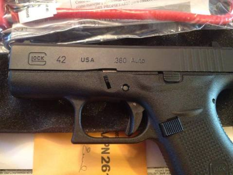 Glock 42 versus Walther and Ruger, who wins ...