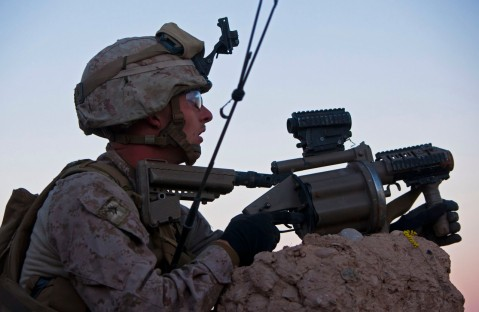 m32 mikor at work in afghansitan