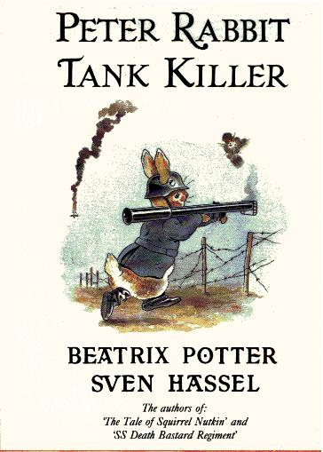 peter cotton tail tank killer