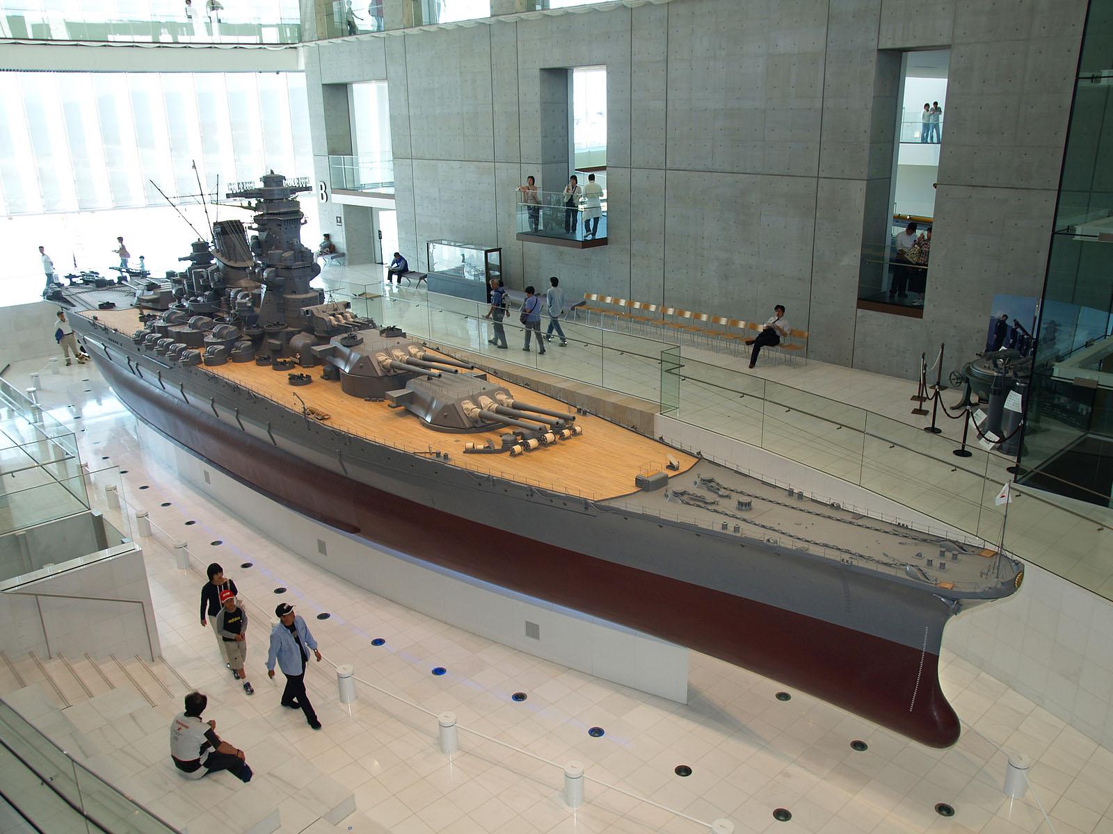 battleship Yamato | laststandonzombieisland