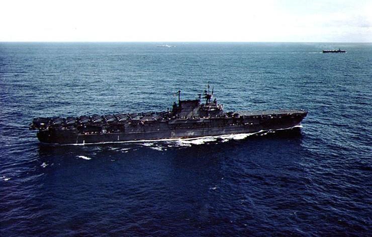 USS Enterprise, CV-6