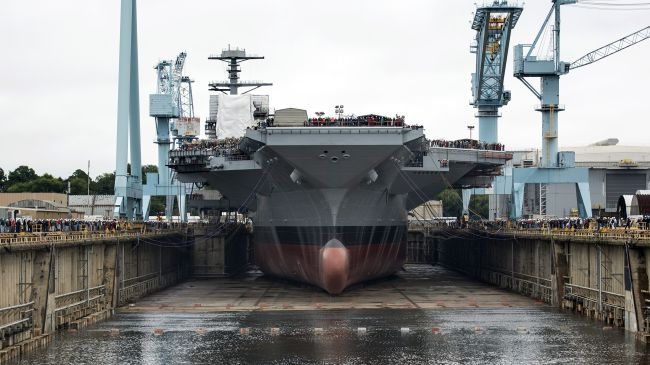 330206_USS Gerald Ford