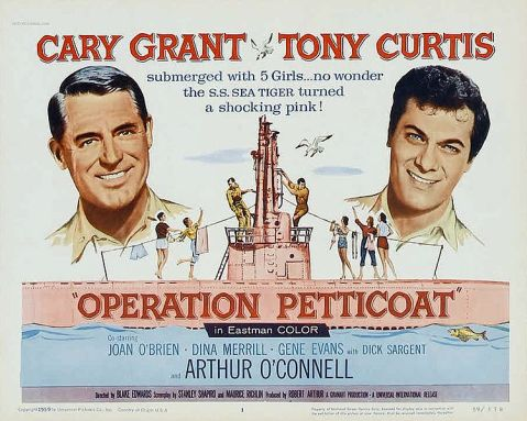 750px-Operation_Petticoat_poster