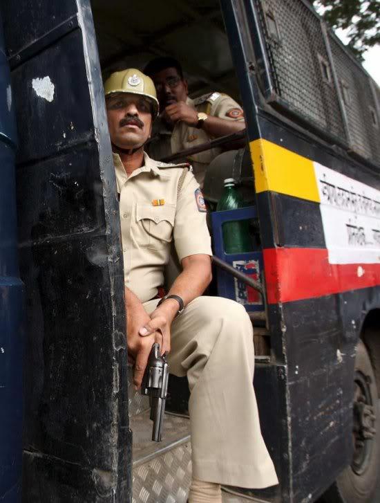 indian police mumbai 2008