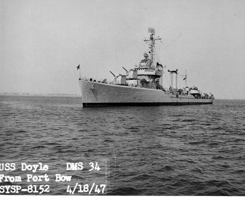 doyle 1947