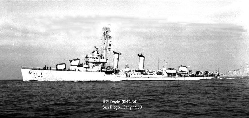doyle 1950