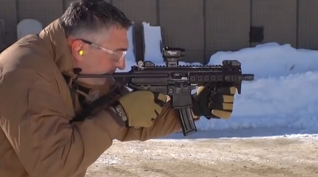 The Sig MPX. Can you tell HK is being challenged?
