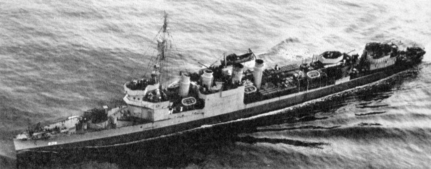 ward note torpedo tubes