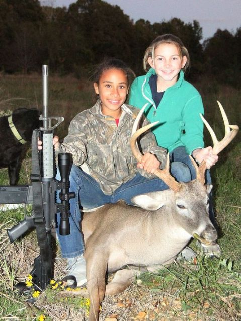 female deer hunters ar15 ar 556 223 mississippi clarion ledger