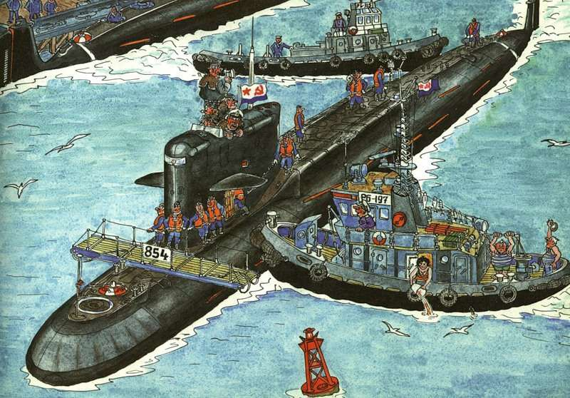 an introduction to the history of the northern fleet in russian navy The mission of the northern fleet is to defend russia's far northwestern arctic region surrounding the kola peninsula the soviet fleet of the northern seas was established in 1933, and in 1937 it.