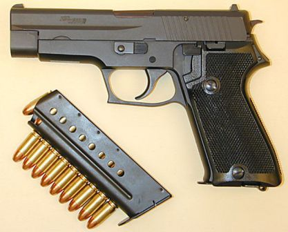 The P220 is SIG's grandfather design from which their whole 'classic' series of pistols is based on