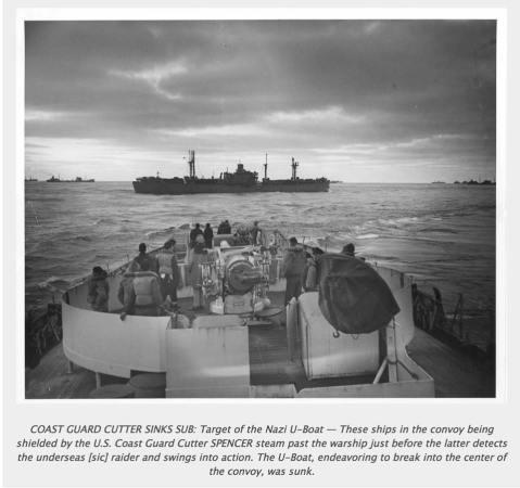 U.S. Coast Guard Cutter SPENCER