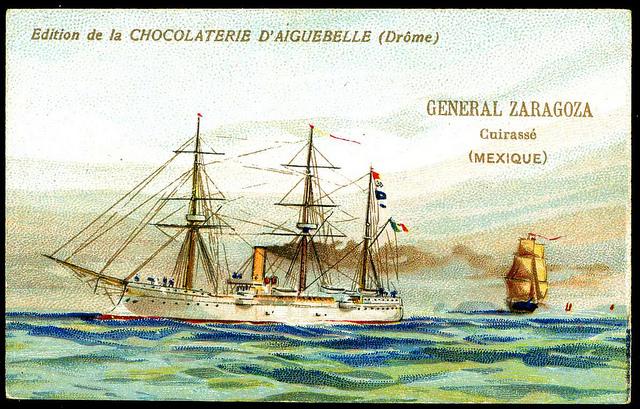 gen zaragoza maxican cruiser