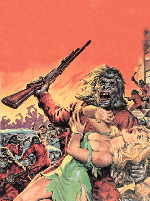 If it wasnt for Norem, the Damned Dirty Apes may not have ever made it to the big screen