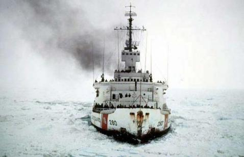 USCGC Southwind from the Southwind 280 Association