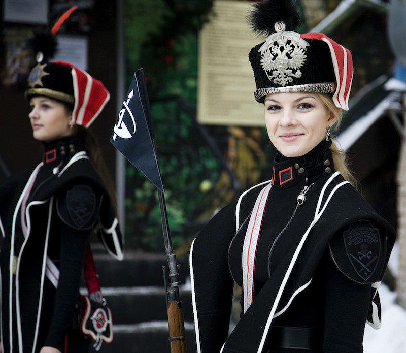 white guards