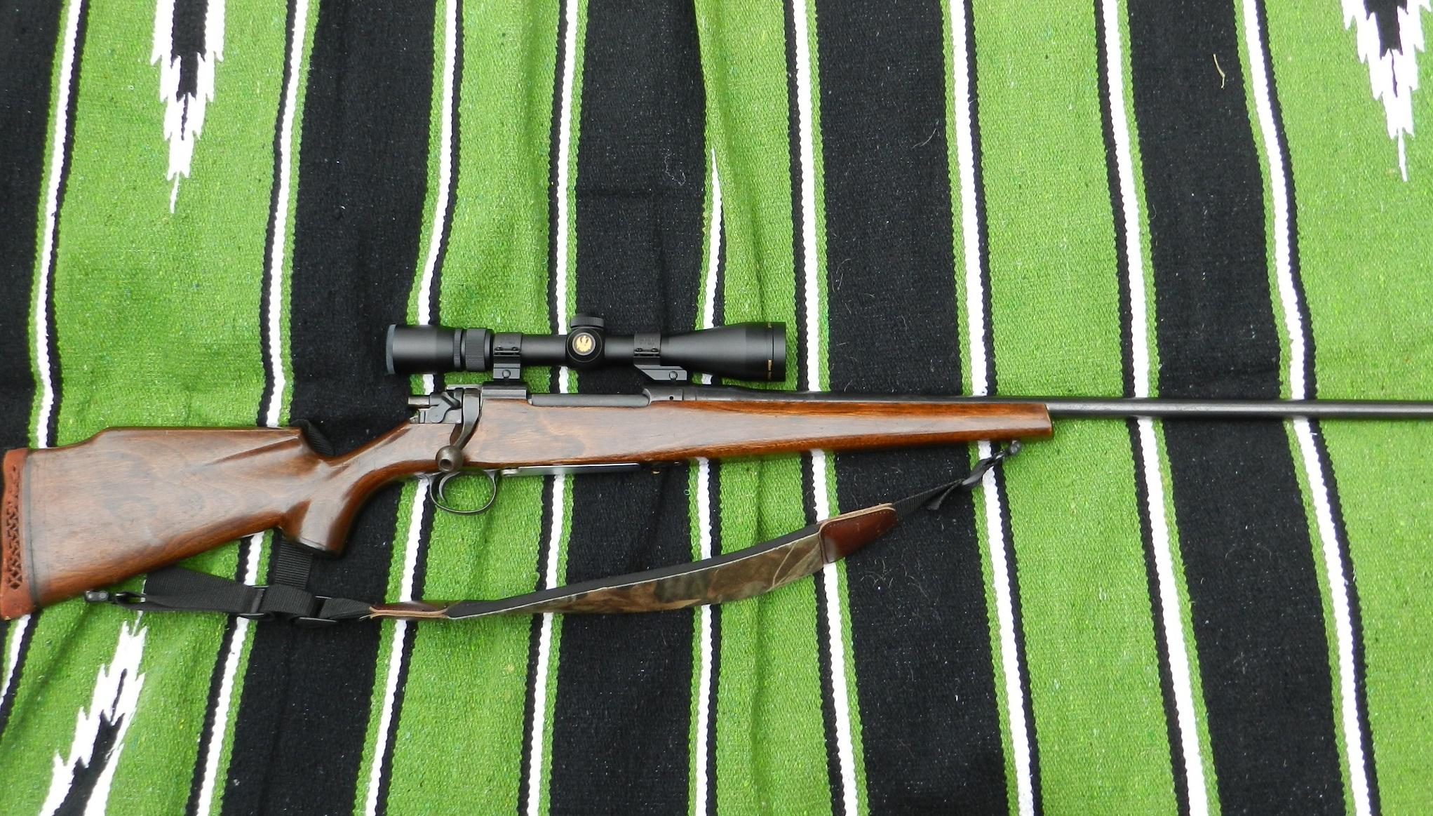 sporterised M1917