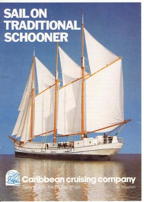ST.CHRISTOPHER Flyer 1981