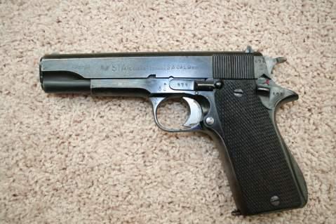 Star Model B 9mm