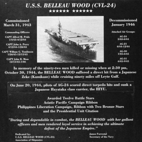 USSBelleauWoodCVL-24