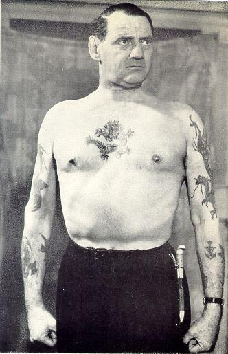 Royal misconceptions laststandonzombieisland for Tattoo ole copenhagen