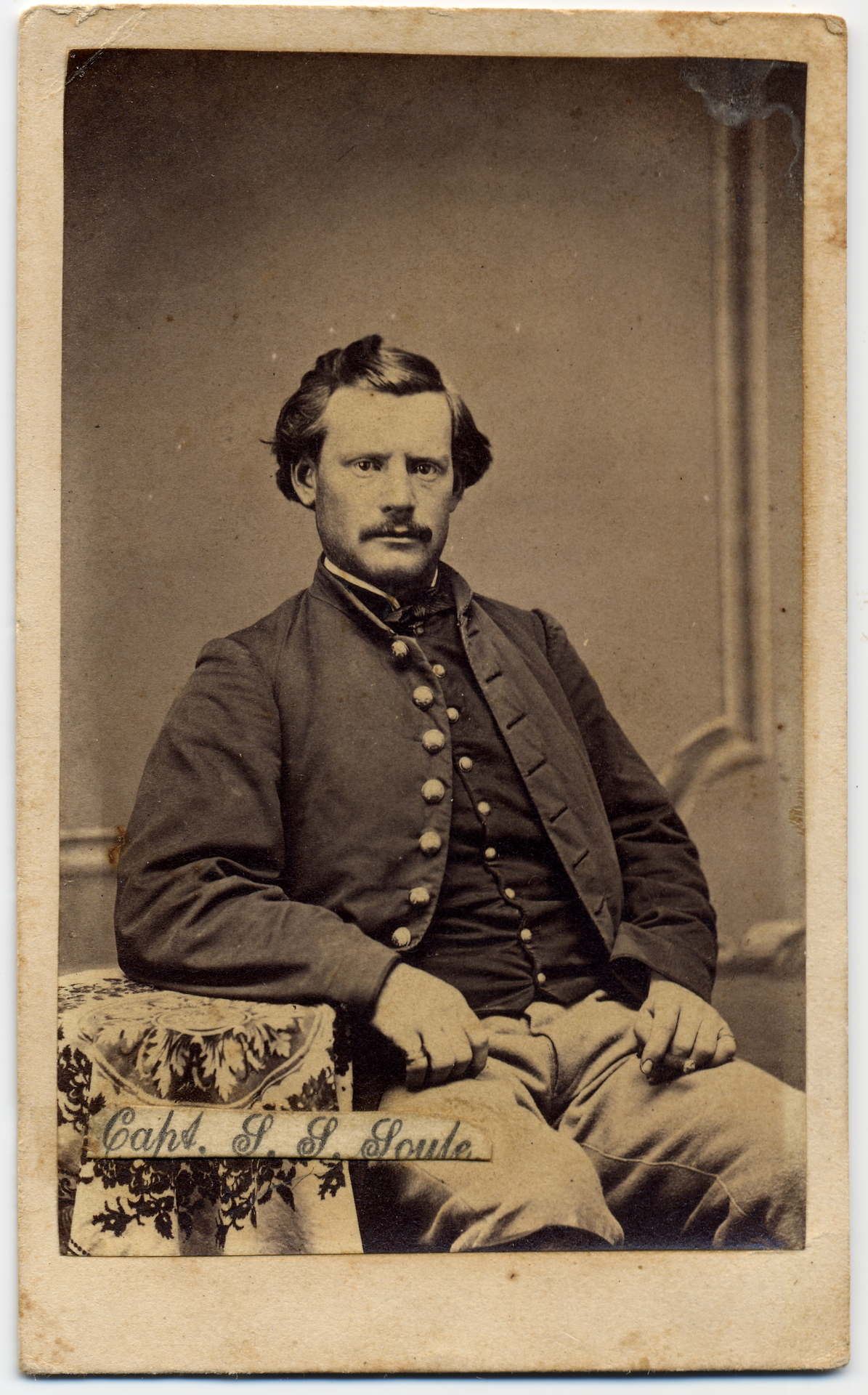 colonel chivington Cdv of colonel samuel f tappan, 1st colorado cavalry tappan was on the field at the battle of glorieta pass, march 28, 1862 during his command of fort garland, he was assigned by governor john evans and colonel chivington to hunt down the espinosa brothers.