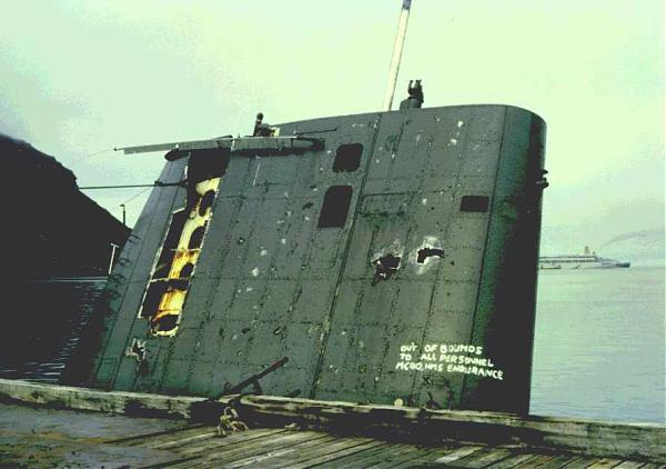 """""""Off Limits"""" per HMS Endurance"""