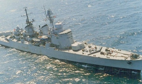 As Almirante LaTorre