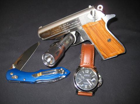 walther ppk edc