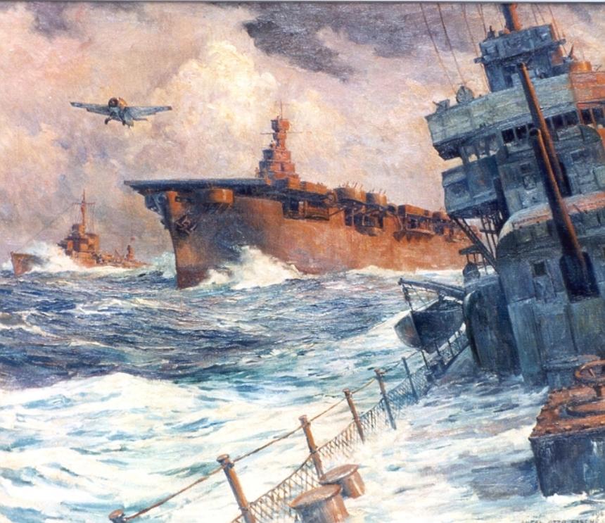 Atlantic Carrier Escort Group