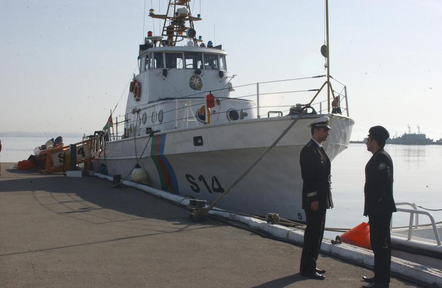 azerbijan navy