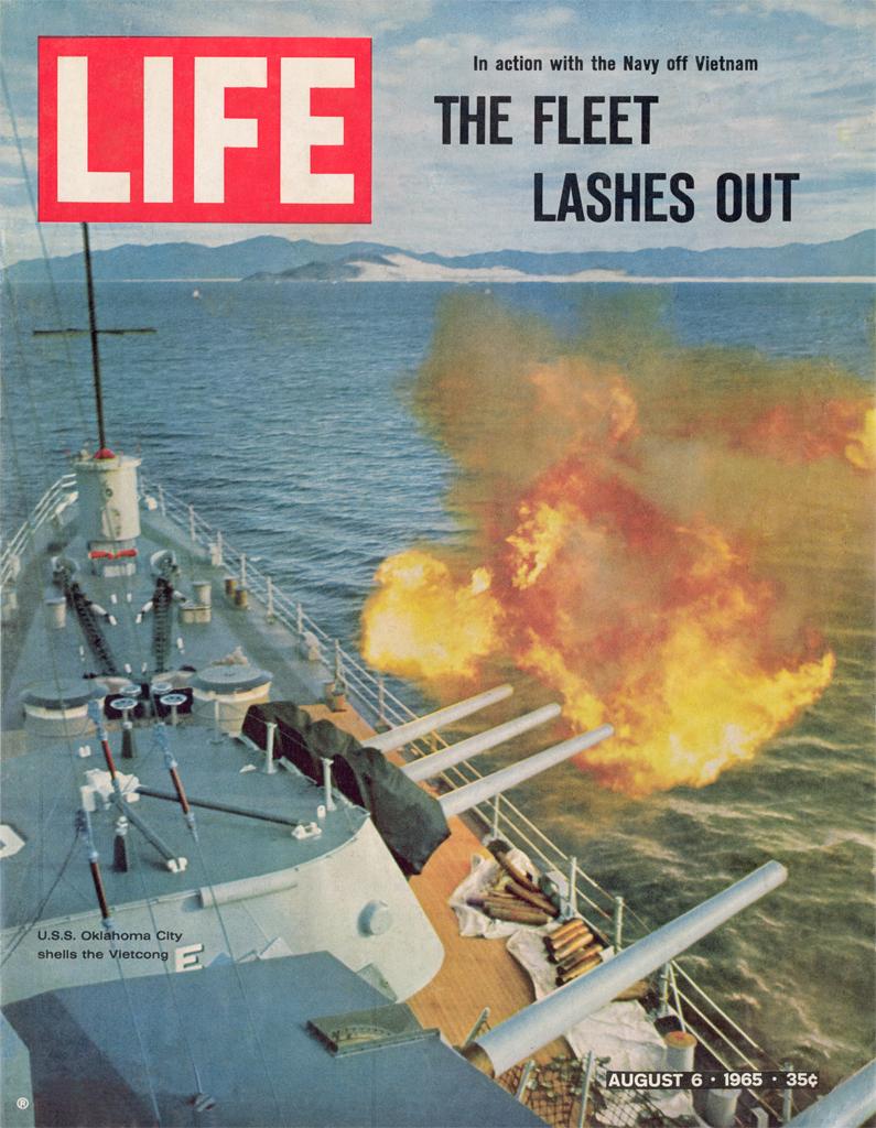 Life Magazine cover 1965 1024