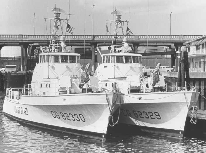 Points at rest 1965. Note the 20mm forward. At the time, These two boats, Point Welcome and Point Ellis, went to Vietnam in 1965 as part of Div 12/CGS1, and never .eft, being turned over to the Vietnamese as RVNS Nguyễn Hấn (HQ-717) and VNS Lê Ngọc Thanh (HQ-705) respectively. these were some of the only US ships to carry the WWII-era Oerlikon. Most others carried the Mk16 20mm gun.