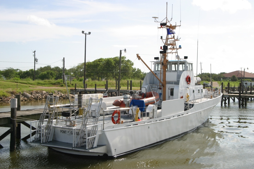 Point Glass in her early 2000s NOAA configuration