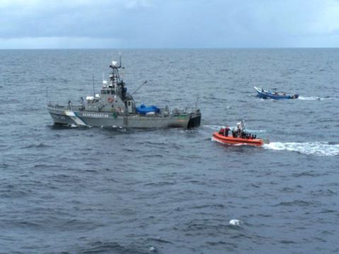 Venezuela CG Point class cutter still in service